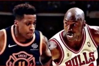 F.Ntilikina: kai buvau 16-os, Jordanas man pasakė, kad privalau pamilti krepšinį