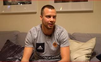 """Į Atėnus sparnus pakėlęs L.Lekavičius: žaisti prieš """"Žalgirį"""" buvo keista (video)"""