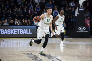 Geriausias savo rungtynes Lietuvoje nuo 2017-ųjų sužaidęs E.Ulanovas - LKL savaitės MVP