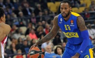"""""""Maccabi"""" svečiuose nugalėjo """"Olympiacos"""" (video)"""