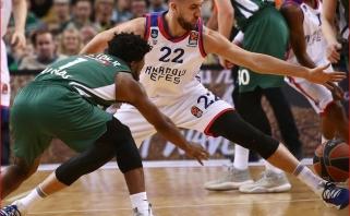 V.Micičius - antrajame Eurolygos sezono žaidėjų simboliniame penkete