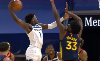 Pirmasis naujokų biržos šaukimas sukūrė įspūdingiausią NBA nakties momentą