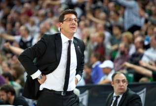 Graikijos rinktinės treneris F.Katsikaris apsisprendė dėl galutinio dvyliktuko