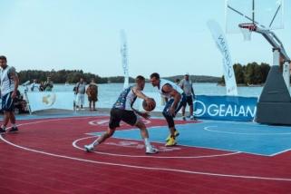3×3 krepšinio vasaros planuose - grandiozinis turnyras Raudondvaryje