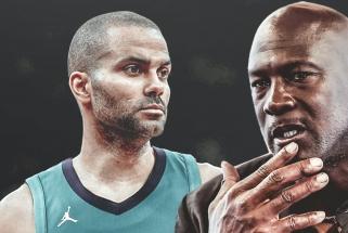 "T.Parkeris pasirinko ""Hornets"" iškart po M.Jordano skambučio"