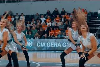 NKL pristatė įspūdingą finalo ketverto vaizdo klipą