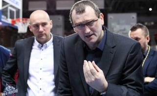 M.Budzinauskas dėl atsinaujinusios onkologinės ligos palieka Lenkijos klubą