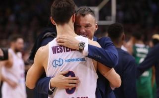 "K.Pangosas - MVP penkete, L.Westermanno ""bomba"" - Top 10 trejete"