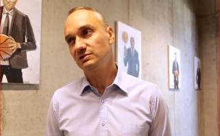 Balčiūnas: nuo šiol dalyvavimas Lietuvos lygose bus nemokamas (posėdžio video)