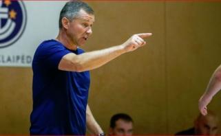 """T.Rinkevičius: apie """"Neptūno"""" pasiruošimą sezonui bei artėjantį oficialų startą"""