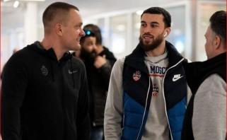 CSKA vadovas: Jamesas jau šį sezoną gali atsidurti NBA klube