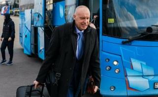 """""""Chimki"""" išsiskirstė – R.Kurtinaitis su lietuviais rado būdą grįžti namo"""