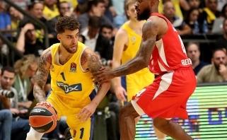 """""""Maccabi"""" sezoną ruošiasi užbaigti nepilnos sudėties"""