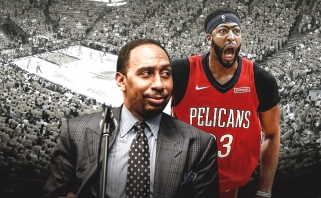 """""""Pelicans"""" lyderis A.Davisas nebenori likti Naujajame Orleane?"""