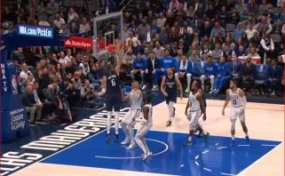 NBA gražiausius momentus sukūrė serbas ir latvis