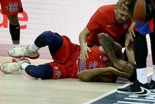 CSKA šokiruoti - Eurolygos finalo MVP šiame sezone greičiausiai nebežais