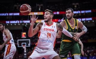 Po skaudžios nesėkmės - australų veterano įniršis: FIBA yra suknistas pasityčiojimas!
