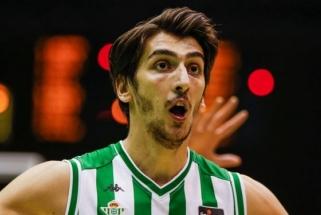 Oficialu: E.Ulanovo bendraklubiu tapo vienu perspektyviausių Turkijos krepšininkų laikytas gynėjas