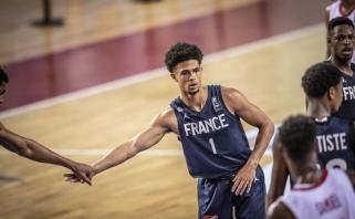 Antrame devyniolikmečių pasaulio čempionato pusfinalyje Malis kovos su Prancūzija