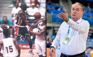 """""""Paprastas žaidėjas"""". Legendinis treneris manė, kad Jordanas Europoje rinktų po 16 taškų"""