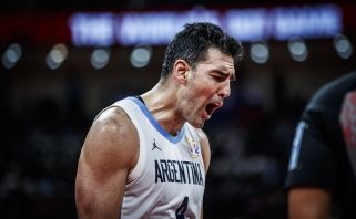 Argentinos herojus L.Scola gali tapti A.Gudaičio bendraklubiu