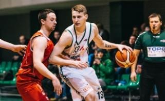 """NKL ketvirtfinalį """"Žalgirio"""" ir """"Lietuvos ryto"""" dubleriai pradėjo skirtingai (rezultatai)"""