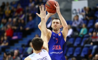 """V.Fridzonas iš CSKA keliasi į """"Lokomotiv-Kuban"""""""