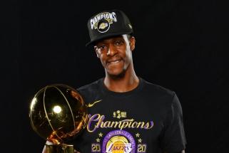 """""""Lakers"""" strategas planuoja, kad Rondo daug nežais ir taps rūbinės lyderiu"""