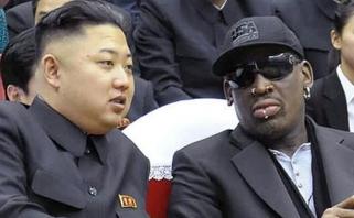D.Rodmanas apie Kim Jong Uno sveikatą: jei tai ne gandai, meldžiuosi, kad jis greičiau pasveiktų