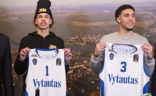 """Oficialu: """"Vytautas"""" sezoną baigs be brolių Ballų"""