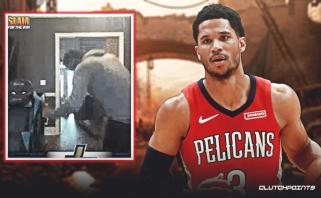Emocijos dėl pralaimėto žaidimo: įniršęs NBA krepšininkas sutrypė savo klaviatūrą