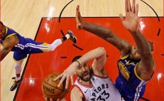 Oficialu: teisėjai suklydo paskutinę NBA finalo penktojo mačo minutę