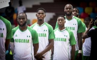 Nežinioje atsidūrusios Nigerijos rinktinės vadovas: neturime pinigų kelionei į Kiniją