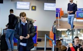 """""""Žalgiris"""" į Maskvą išvyko nepilnos sudėties (Jasikevičiaus, Jankūno komentarai)"""