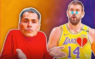 """Lakers"" visgi neketina pasilikti Gasolio?"
