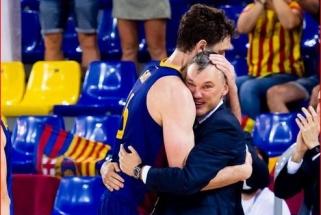 """""""Barcelonos"""" iškovotą trofėjų į viršų iškėlęs Gasolis durų dar neužtrenkia"""