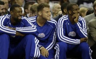 """Clippers"" byra akyse: neteko ir B.Griffino"
