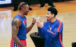 """Čempionai – duobėje: """"Lakers"""" krito prieš kitus favoritus, du varžovai gavo žiedus (rezultatai)"""