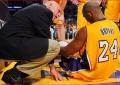 """Buvęs """"Lakers"""" treneris papasakojo, kaip Kobe stebuklingai sužaidė finale būdamas traumuotas"""