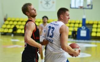 """NKL savaitės MVP – """"Kuršių"""" centras, penketuke – ir 37-erių Vasylius"""