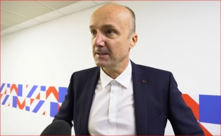 """Zdovcas po nesėkmės Belgrade turėjo dar daugiau blogų naujienų """"Žalgiriui"""""""