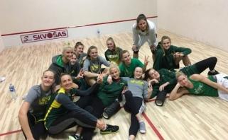 Atjaunėjusi moterų krepšinio rinktinė pasirengusi priimti Slovėnijos iššūkį