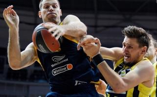 38-erių Rusijos krepšinio garsenybė Monia gali likti Eurolygoje