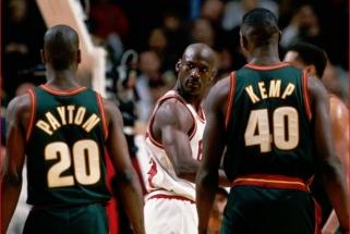 Sh.Kempas apie geriausią krepšininką: vienintelis dalykas, kurį darė Jordanas - nugalėdavo