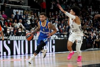 """ASVEL pergalingą žygį Eurolygoje nutraukė """"Maccabi"""""""