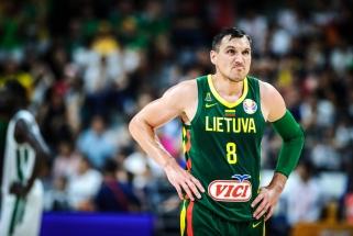 J.Mačiulis deda tašką krepšininko karjeroje bei dirbs Kėdainių klube