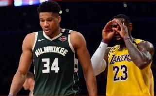 ESPN ekspertas: tai, kad LeBronas 8 metus netapo MVP, – visiška kvailystė