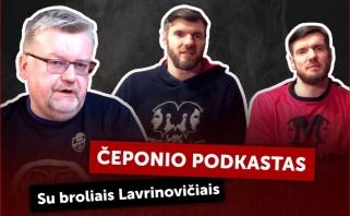 Broliai Lavrinovičiai pripažįsta – krepšinio aprangą pakabinus į spintą, veiklos netrūksta