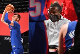 """""""Pistons"""" treniruojantis Casey norėtų Sirvydį išsiųsti į G lygą, bet negali"""