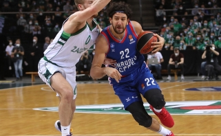 Gomelskis siūlo CSKA Walkupą bei įvardijo tris elitinius įžaidėjus, du – buvę žalgiriečiai